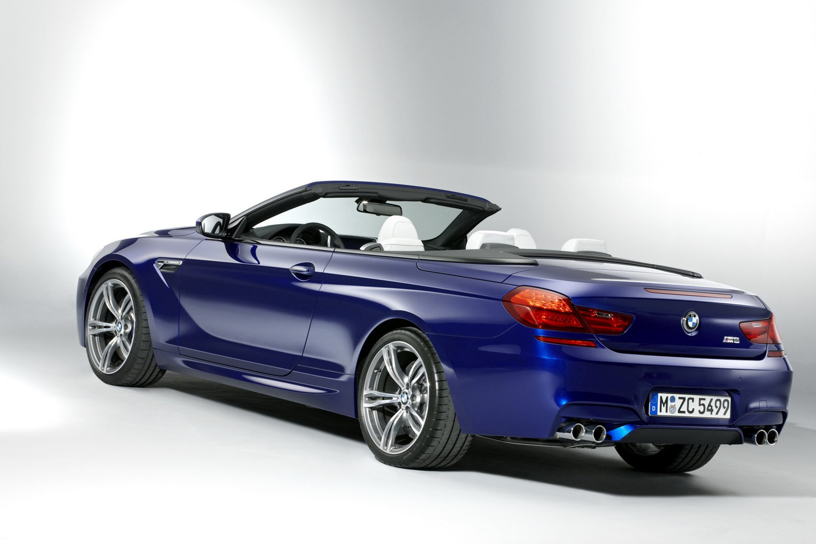 Allnew 2012 BMW M6 Coupe and Convertible Photos and Details