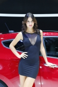 2012 Paris Motor Show Girl