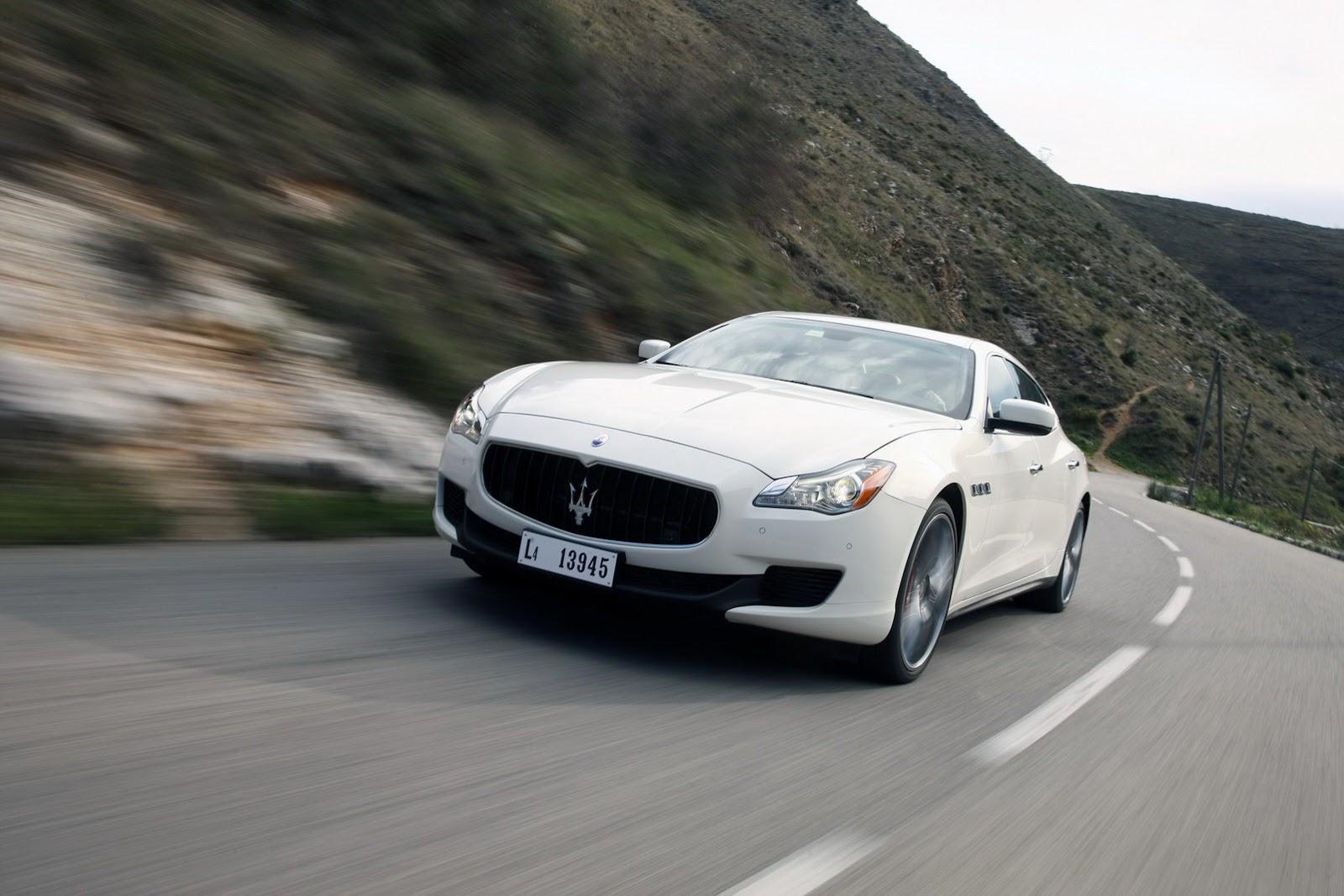 Maserati Quattroporte 2013 All-new 2013 Maserati ...