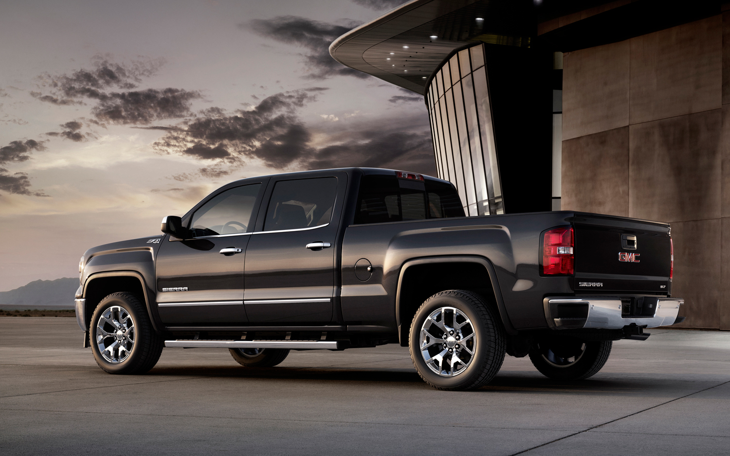 2014 gmc sierra autotribute. Black Bedroom Furniture Sets. Home Design Ideas