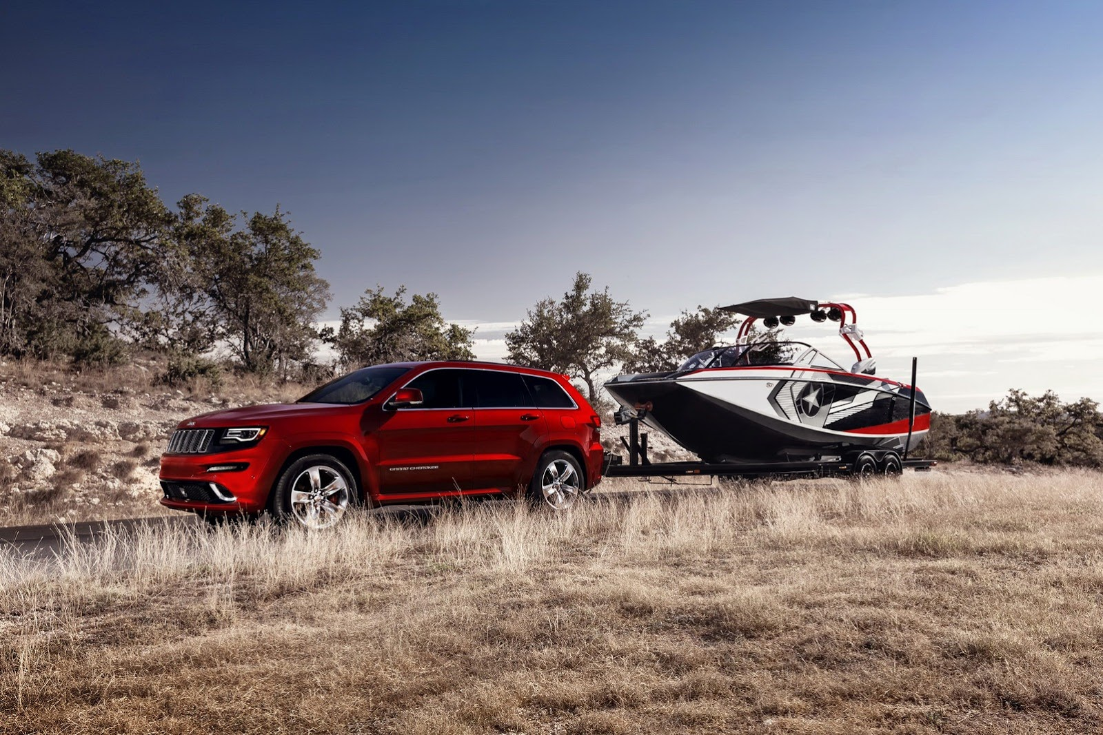 2014 jeep grand cherokee srt photos and details autotribute. Black Bedroom Furniture Sets. Home Design Ideas