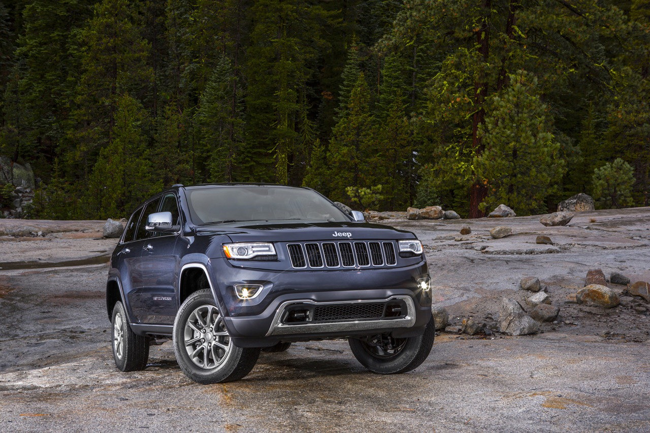 2014 jeep grand cherokee gets diesel engine photos and details. Black Bedroom Furniture Sets. Home Design Ideas
