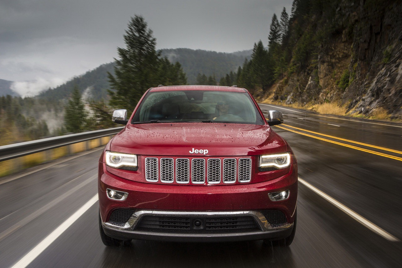2014 Jeep Grand Cherokee Gets Diesel Engine, Photos and Details