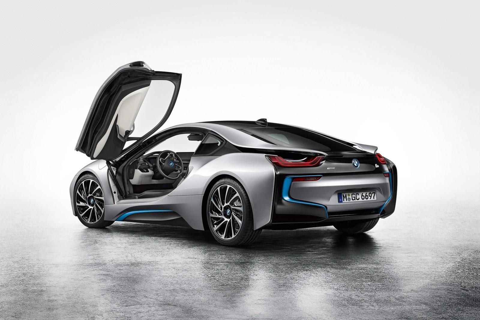 new bmw i8 hybrid sports car priced from  135 700 in u s