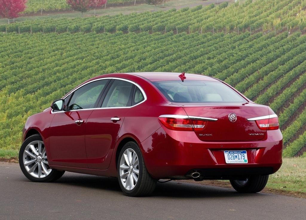 Buick Verano Vs Acura ILX, Photo Comparison