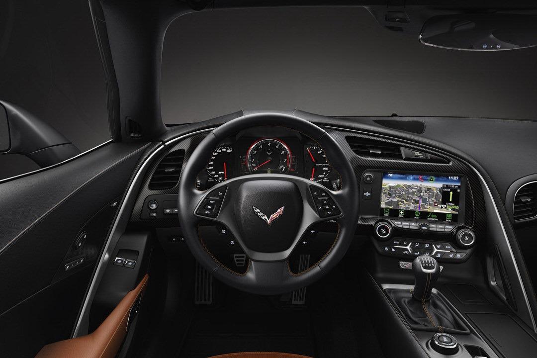 Chevrolet Corvette C7 Stingray Autotribute