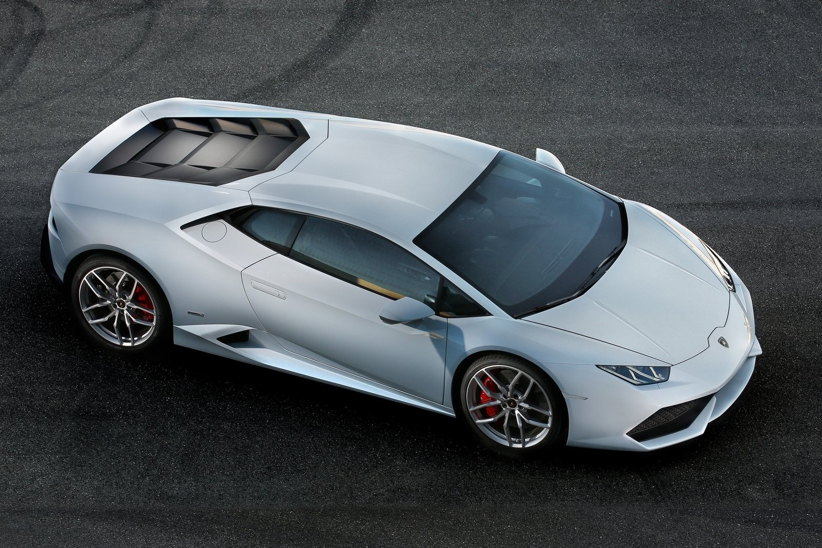 lamborghini huracan white - photo #44