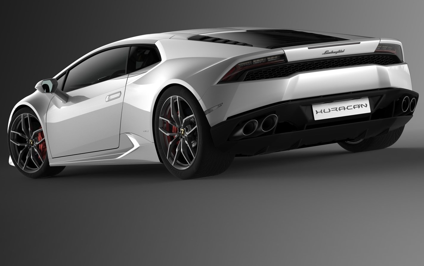 lamborghini huracan white - photo #25