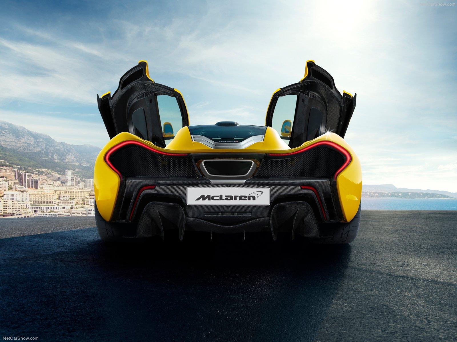 McLaren P1 - AutoTribute