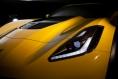 New Corvette Z06 headlight (1)