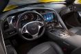 New Corvette Z06 interior