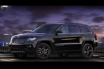 Stealthy Jeep Grand Cherokee