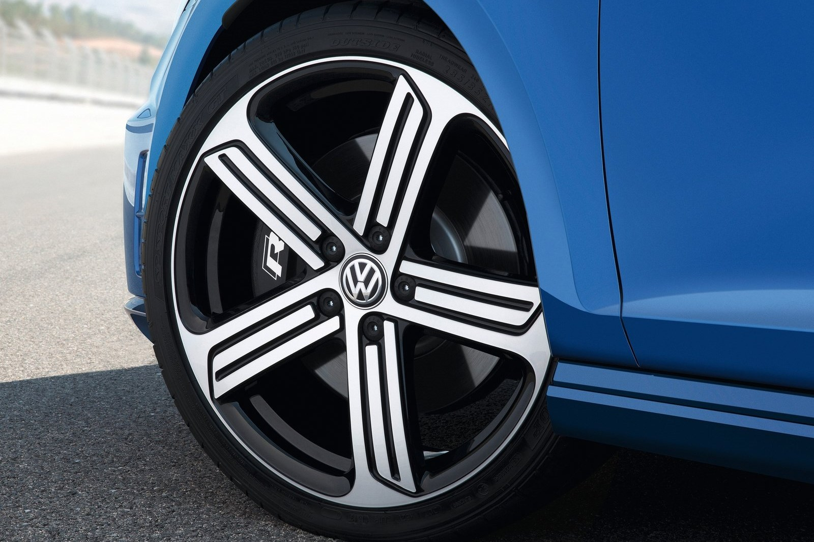 Getting A Hold Of Some Mk7 Golf Gti R Rims