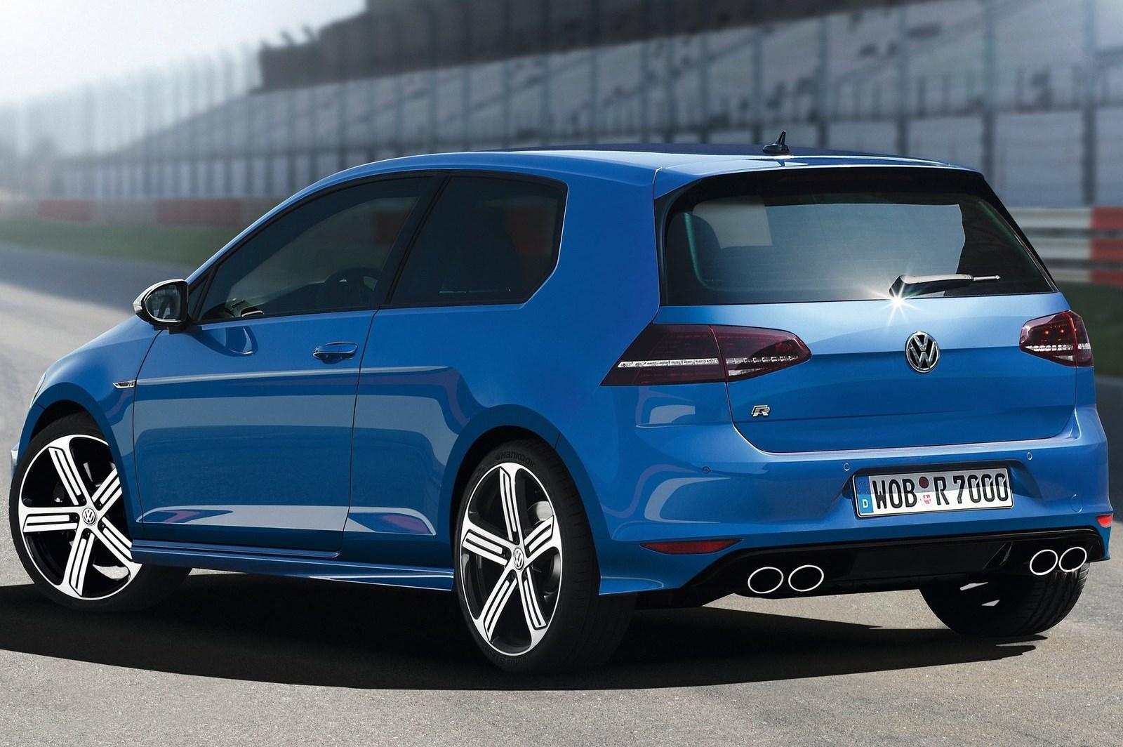 Volkswagen Golf R Mk7 Autotribute
