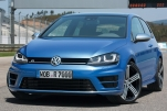 New Volkswagen Golf R MK7