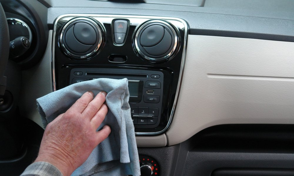 how to clean the inside of your car autotribute
