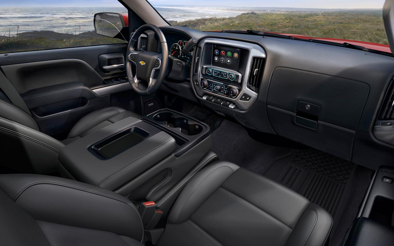 Silverado 2001 chevy silverado interior : 2014 interior, nicest one yet. - Chevy and GMC Duramax Diesel Forum