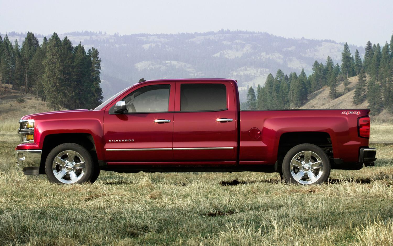 Silverado 2014 chevy silverado colors : New 2014 Chevrolet Silverado Photos and Details [Video] - AutoTribute