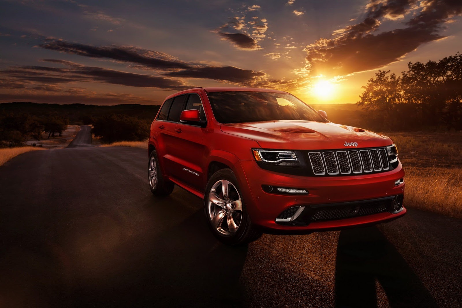 2014 Jeep Grand Cherokee SRT8 - AutoTribute