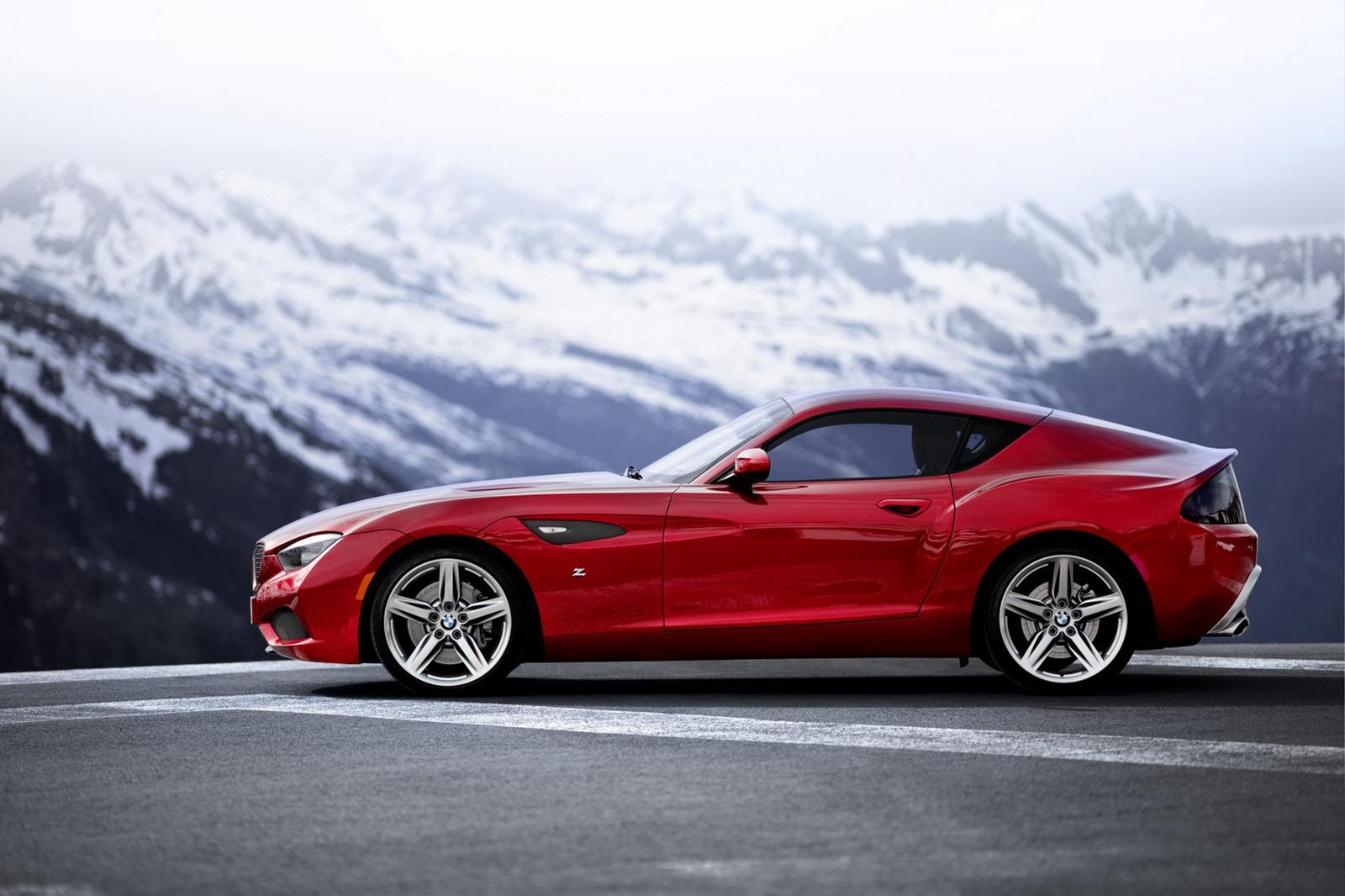 Video Bmw Z4 Zagato Coupe Promo Action Autotribute