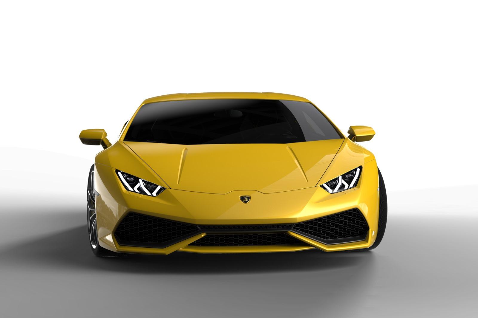 Lamborghini Huracan Picture Gallery