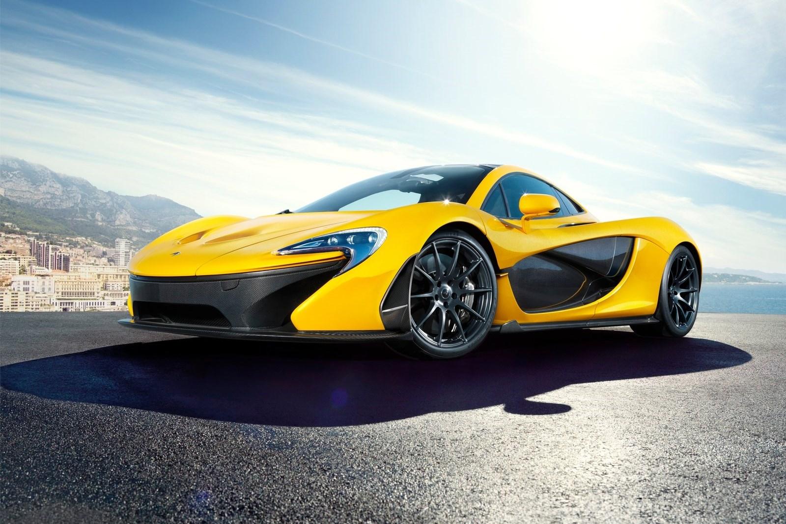 Cash For Car >> McLaren P1 - AutoTribute
