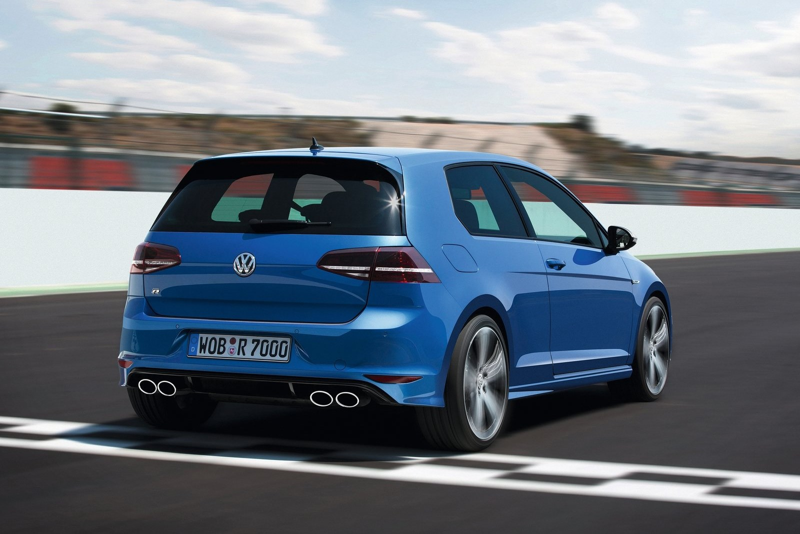 New 2014 Volkswagen Golf R Details And Pictures Video