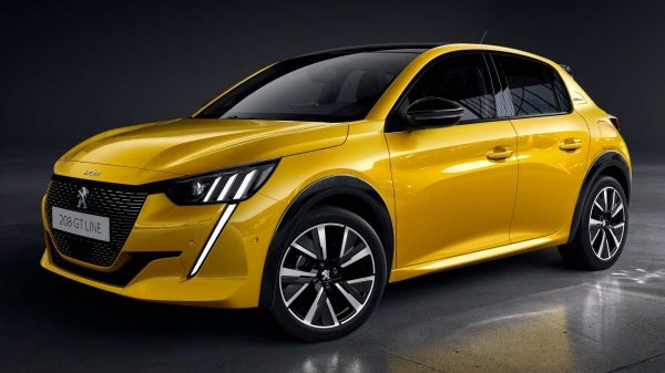 What is a hatchback - Peugeot 208