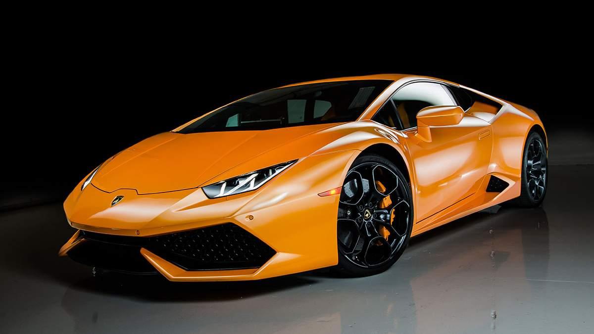 Best Ceramic Coating For Cars - Lamborghini Huracan
