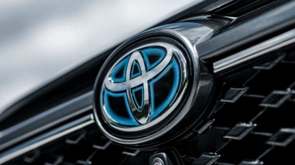 Are Toyotas Good Cars - Toyota Logo