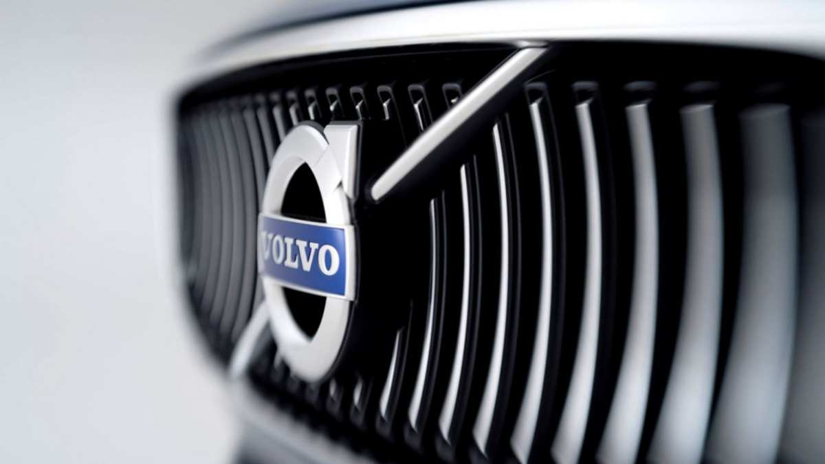 Are Volvos Good Cars - Volvo Grille Logo