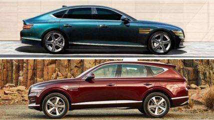 sedan vs crossover - Genesis