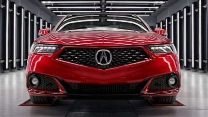 Who Makes Acura