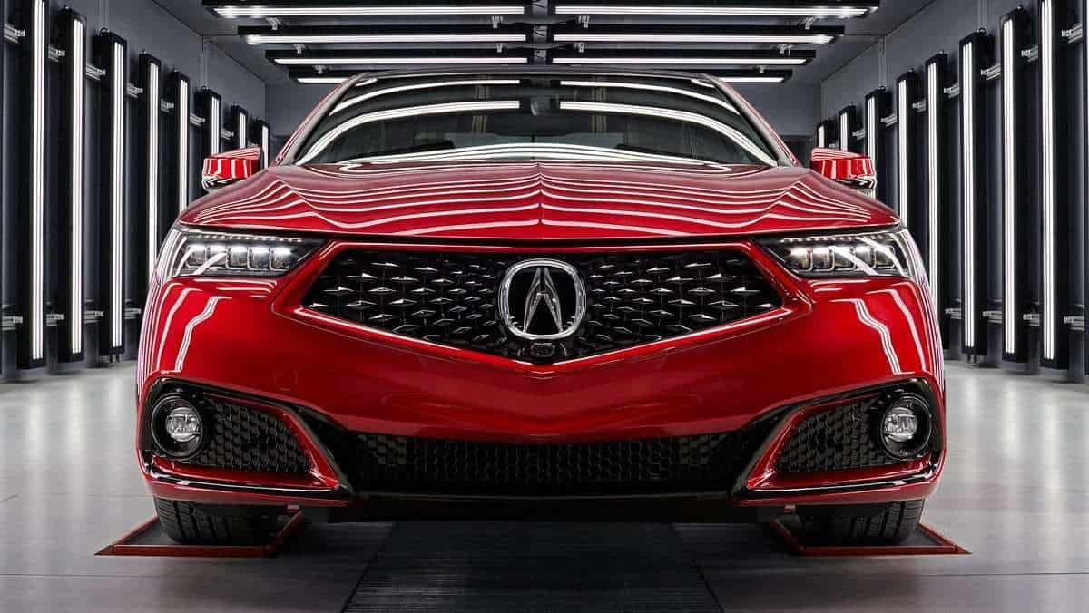Are Acura TLX front - Are Acuras good cars