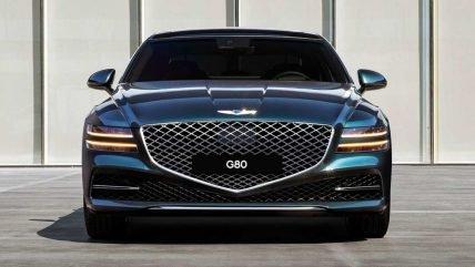 Who Makes Genesis Cars