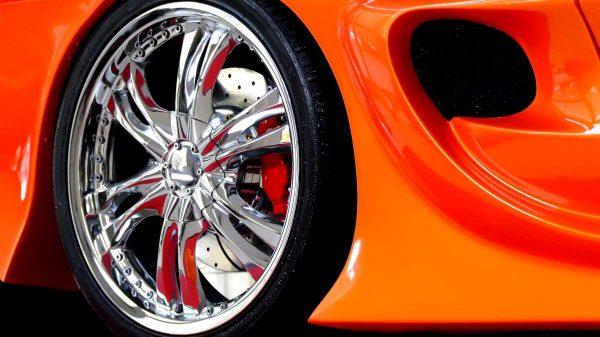 Best Chrome Polish Used On Car Wheels