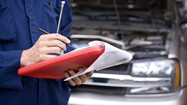 How Long Does A Car Inspection Take