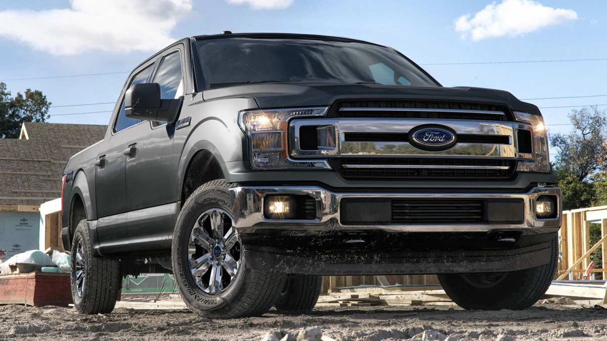 Why Are Trucks So Expensive, Ford F-150