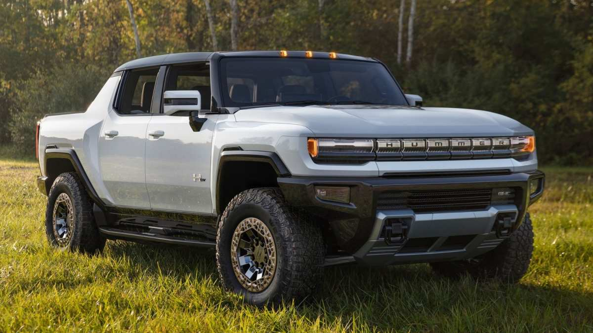 Why Are Trucks So Expensive - GMC HUMMER EV