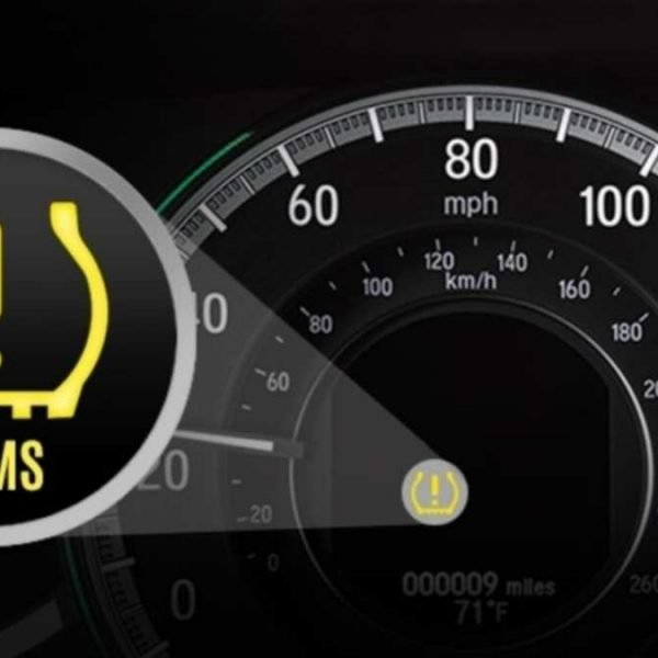 Low Tire Pressure Light But Tires Are Fine