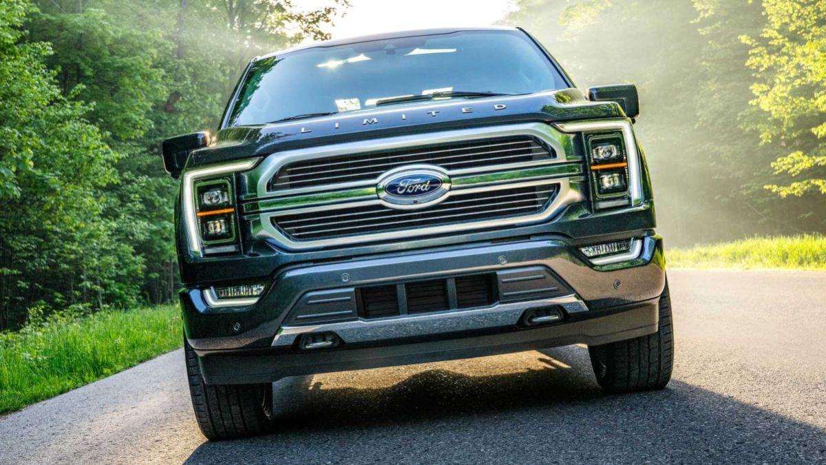 Ford F-150 Hybrid Pickup Truck
